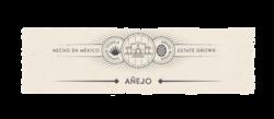 Casa Noble Anejo 750ml Neck Label - MOCKUP