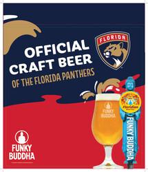 Funky Buddha - Panthers - FL Draft - Case Card