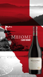 Meiomi Pinot Noir Flow FY23 Instagram Story Digital Banner - No CTA - 1080x1920 - For Online Use Only, Not for print or paid media