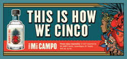 Mi CAMPO FY21 Spring Cinco eCom Large Banner - 320x150 - For Online Use only, not for print or media