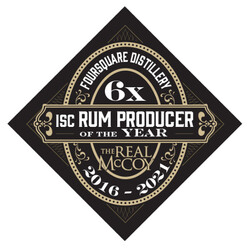 The Real McCoy 6x ISC Rum Producer of the Year 2021