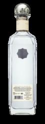 Casa Noble Blanco 750ml Bottle Shot - Back