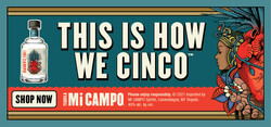Mi CAMPO FY21 Spring Cinco eCom Shop Now Large Banner - 320x150 - For Online Use only, not for print or media