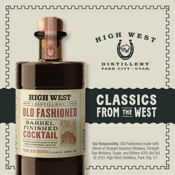 High West BFC Facebook Digital Banner - No CTA – 1080x1080 - For Online Use Only - Not for print or paid media