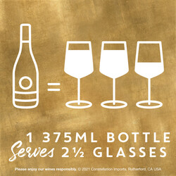 Kim Crawford Sauvignon Blanc 375ml Bottle PDP Image - Size