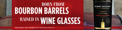 Robert Mondavi Private Selection BBA Cabernet Sauvignon Instacart Mobile Digital Banner – No CTA – 3200x800 - For Online Use Only - Not for print or paid media