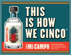Mi CAMPO FY21 Spring Cinco eCom Rectangular Banner - 320x250 - For Online Use only, not for print or media