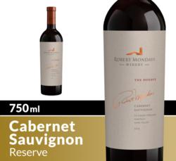 Robert Mondavi Winery 2016 Cabernet Sauvignon Reserve 750ml Bottle