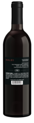 Saldo Zinfandel 750ml Back Bottle Shot