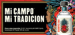 Mi CAMPO Day of the Dead Large Digital Banner - No CTA - 320x150 - For Online Use Only - Not for print or paid media