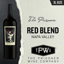 The Prisoner Napa Valley Red Blend 3L Social Video