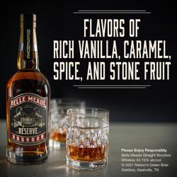 Belle Meade Bourbon Reserve 750ml EdPi - Tasting Note 1