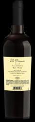 2018 The Prisoner Red Wine 750ml Back Bottle Shot