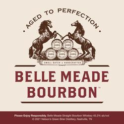 Belle Meade Bourbon Classic 750ml EdPi - Master Brand Image