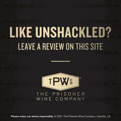 Unshackled Cabernet Sauvignon EdPi Image - Review Request