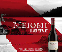 Meiomi Pinot Noir Flow FY23 Rectangle  Digital Banner - No CTA - 300x250 - For Online Use Only, Not for print or paid media
