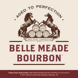 Belle Meade Bourbon Reserve Bourbon 750ml EdPI - Master Brand Image