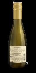 SIMI SC Chardonnay 375ml Back Bottle Shot