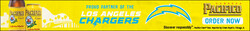 2021 Pacifico LA Chargers- eComm - Leaderboard - Order Now CTA - 728 x 90 - Online use only – not for print