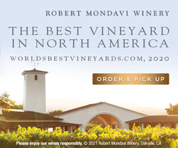 Robert Mondavi Winery Summer and Holiday FY22 Rectangle Digital Banner - Order & Pick Up CTA - 300x250 - For Online Use Only - Not for print or paid media