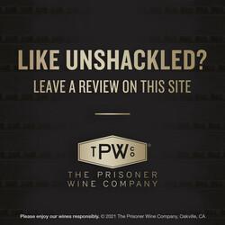 Unshackled Sauvignon Blanc 750ml EdPi Image - Review Request