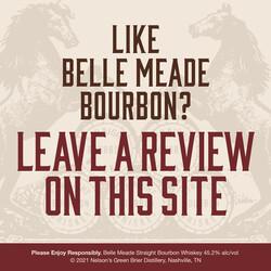 Belle Meade Bourbon Classic 750ml EdPi - Review Request