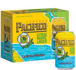 Pacifico Citrus Agave FY22 12oz Can 12pk COPHI - No Text