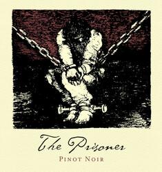 The Prisoner Sonoma Coast Pinot Noir 750ml Front Label
