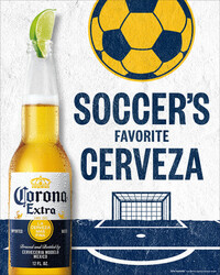 2021 Corona Extra Soccer Flow - Vertical Post - Social Asset - Online use only – not for print