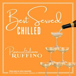 Ruffino Prosecco EdPi Image - Best Served