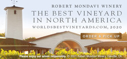 Robert Mondavi Winery Summer and Holiday FY22 Large Digital Banner - Order & Pick Up CTA - 320x150 - For Online Use Only - Not for print or paid media