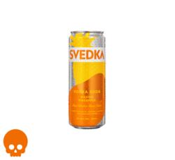 SVEDKA Mango Pineapple Vodka Soda 355ml Can Halloween No Text Icon COPHI - Temporary Image
