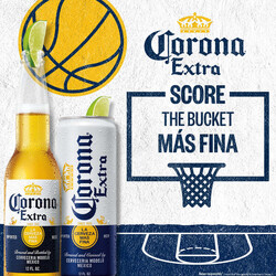2021 Corona Basketball Flow - Square Post - Social Asset - Online use only – not for print