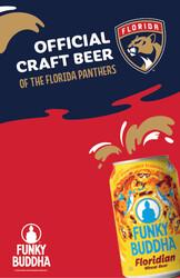 Funky Buddha - Florida Panthers - GT - 11x17 Poster