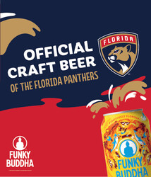 Funky Buddha - Florida Panthers - GT - Tuck Card