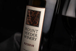 Mount Veeder Winery 2017 Reserve Image - Label