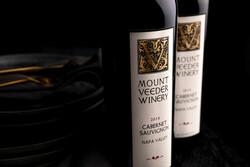 Mount Veeder Winery 2017 Reserve 2018 Cabernet Sauvignon Hero Image - Labels 1