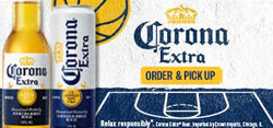 2021 Corona Basketball Flow eComm - Large Banner - Order Pick Up CTA - 320 x 150 - Online use only