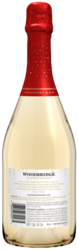 Woodbridge Sparkling Infusions Strawberry & Kiwi 750ml Back Bottle Shot