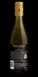 Robert Mondavi Private Selection BBA Chardonnay 750ml Back Bottle Shot