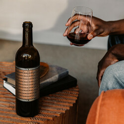 Unshackled Red Blend Lifestyle Organic Social Image
