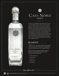 Casa Noble Blanco  Tasting Note