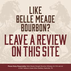 Belle Meade Bourbon Reserve Bourbon 750ml EdPI - Review Request