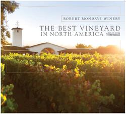 Robert Mondavi Winery Summer FY22 Accolade Double Wide Case Card