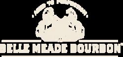 Belle Meade Bourbon Logo Secondary 1-Color Light