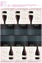 SIMI 2019 Russian River Valley Pinot Noir Reserve Shelf Talker Anthony Dias Blue Blue Lifestyle 91 Points