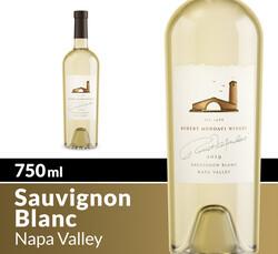 2019 Robert Mondavi Winery Napa Valley Sauvignon Blanc 750ml COPHI