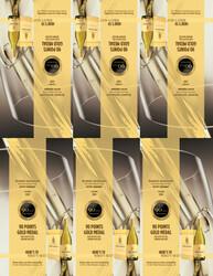 2020 Robert Mondavi Private Selection Buttery Chardonnay 1.5L Box Shelf Talker Blue Lifestyle 2021, Anthony Dias Blue 90 Points Gold Medal