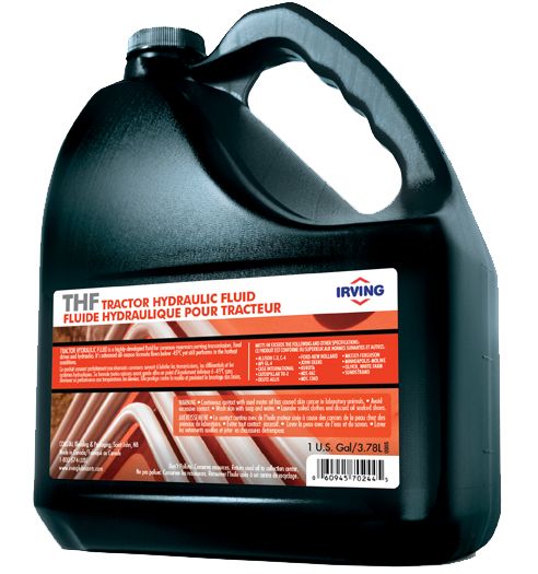 IRVING PREMIUM TRACTOR HYDRAULIC FLUID | Irving Oil