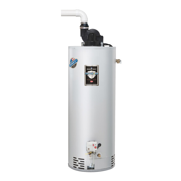 Bradford White Propane Water Heater, Defender Series
